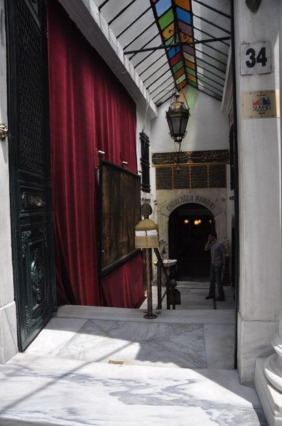 Cagaloglu Hamam - Bilder Istanbul, Turkiet