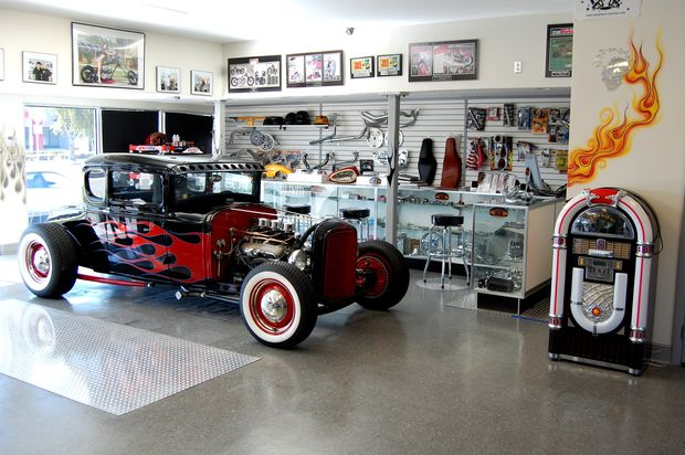 Chop Shop Customs Chop Shop Customs