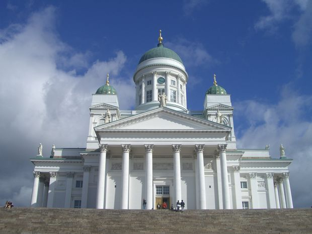 Domkyrkan senatstorget