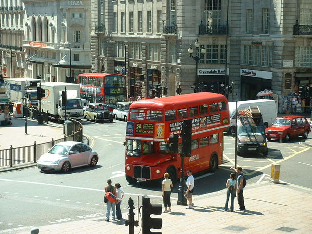 Cheap Hotels Near Piccadilly London