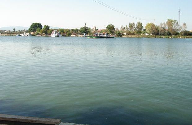 › bilder › spanien › deltebre › ebro floden i deltebre