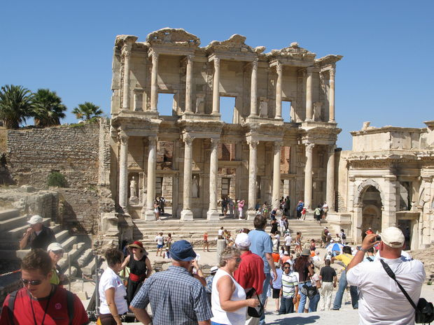 Efesus - Bilder Turkiet