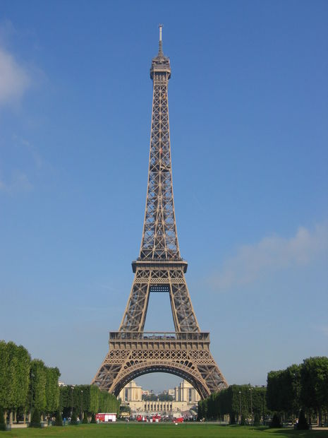 billiga resa till paris