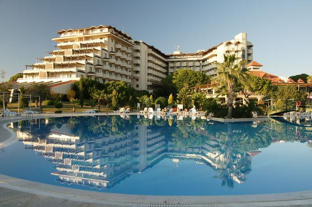 turkiet hotell