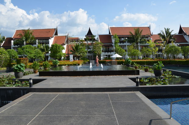 Marriotts Resort - Bilder Khao Lak, Thailand