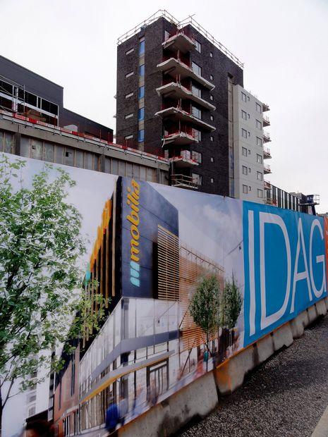 Mobilia bygger ut bilder malm sverige reseguiden for Mobilia woonstudio amsterdam