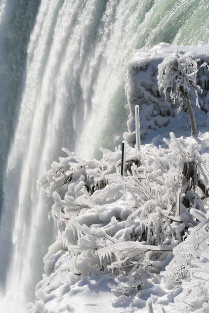 Niagarafallet - Bilder Niagara, Kanada