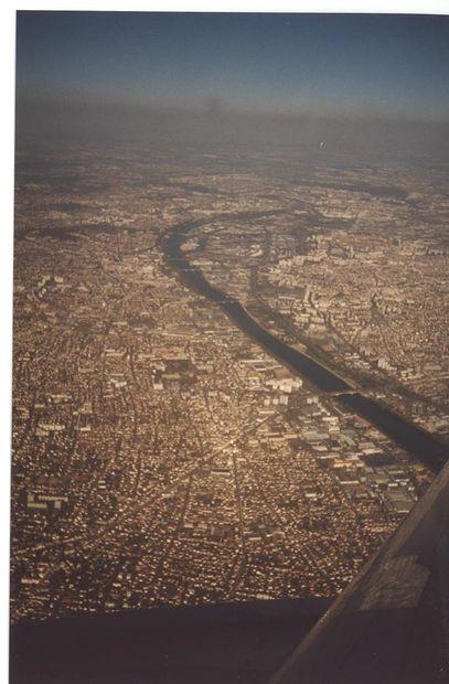 › bilder › frankrike › paris › paris och floden seine