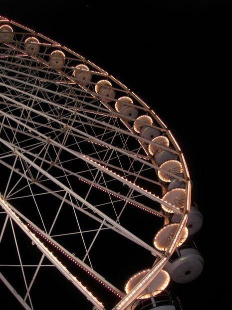 Pariserhjul i Paris - Bilder Paris, Frankrike