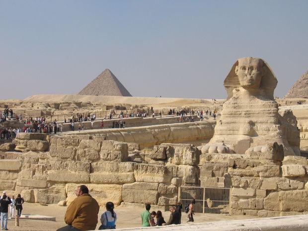 Pyramider - Bilder Giza, Egypten - Reseguiden