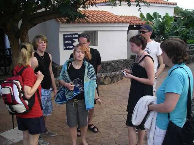 Sammankomst på hotellet Fuerteventura - Bilder Caleta de Fuste, Fuerteventura, Spanien
