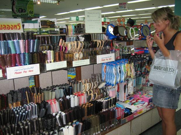 Shopping på MBK - Bilder Bangkok, Thailand - Reseguiden