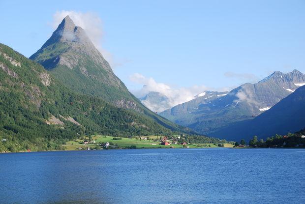 Straumshornet - Bilder Norge