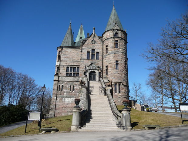slott i sverige