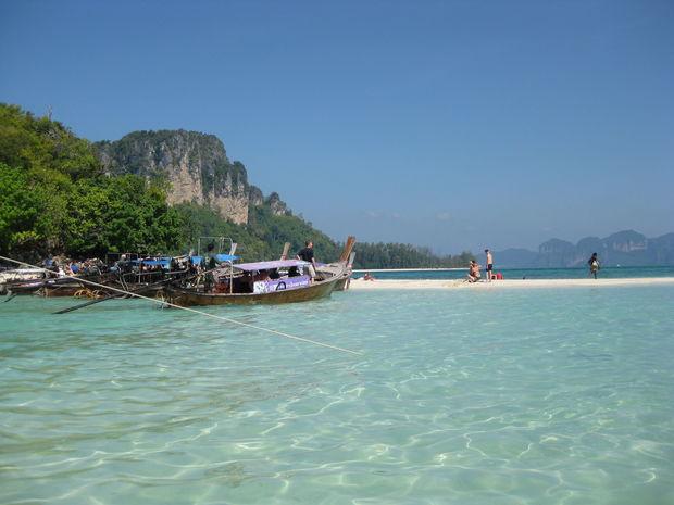 Tup Island - Bilder Ao Nang, Thailand - Reseguiden