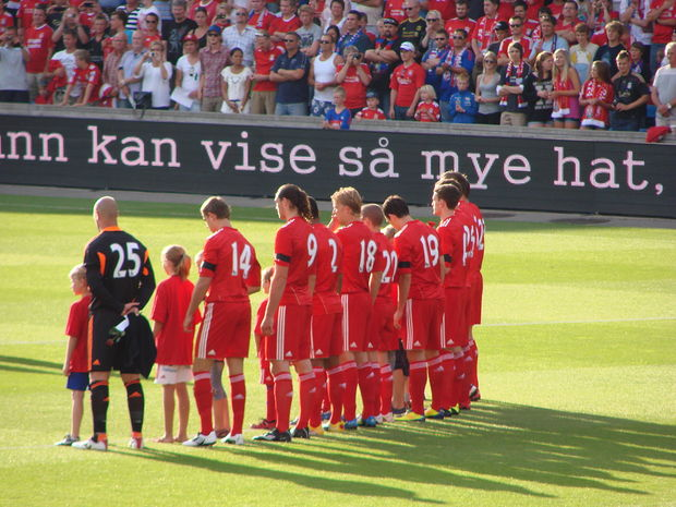 match norge knulle oslo