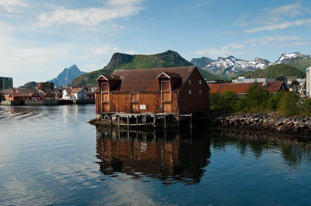 blogg norge Svolvær