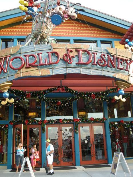World of Disney - Bilder Orlando, Florida, USA