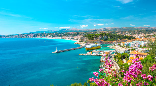 Nice, Frankrike.
