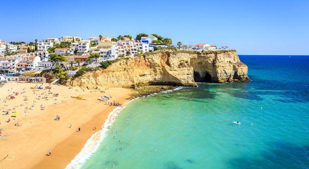 Vackra Carvoeiro, Algarve, Portugal