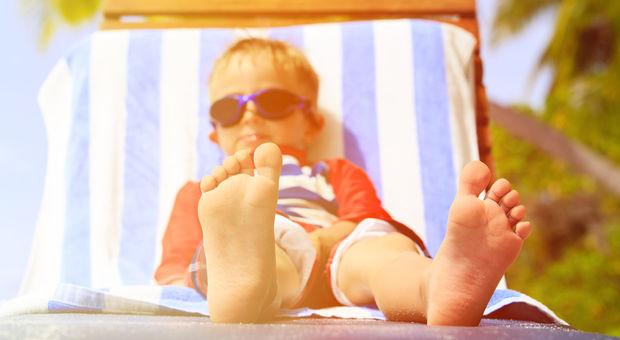 Att skicka sitt barn att paxa går bra däremot. :-)