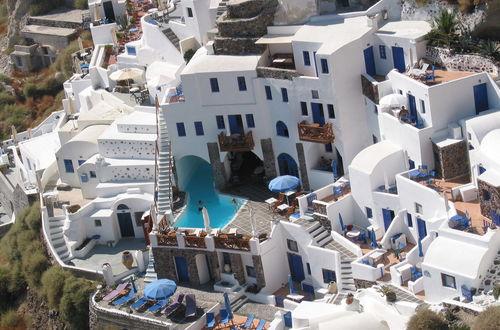 Läckert grekiskt laberinthotell