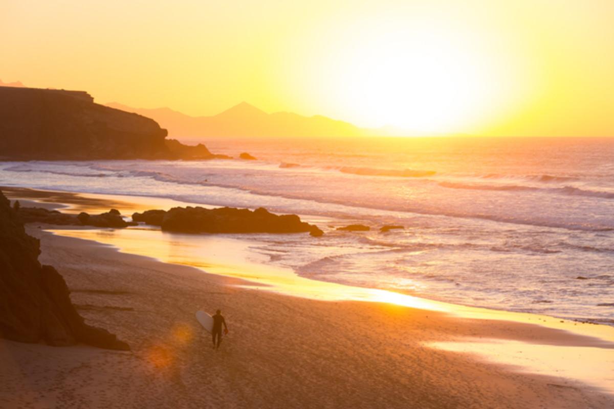 Stor Väderguide Kanarieöarna Reseguiden