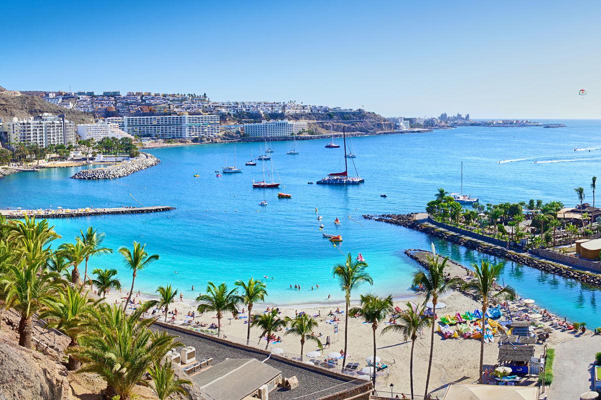 Nordmenn som bor på Gran Canaria tilbyr husrom til
