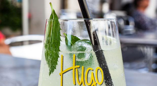 Testa sommardrinken Hugo!