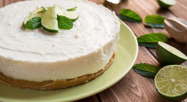 Visst blir man sugen på Lime pie?
