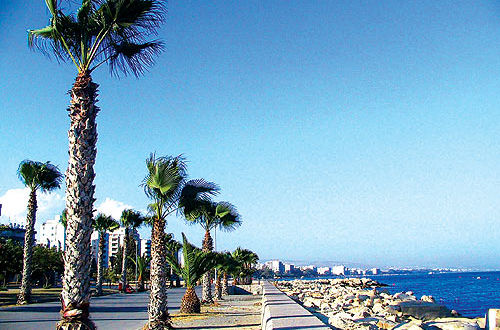 Limassol seafront