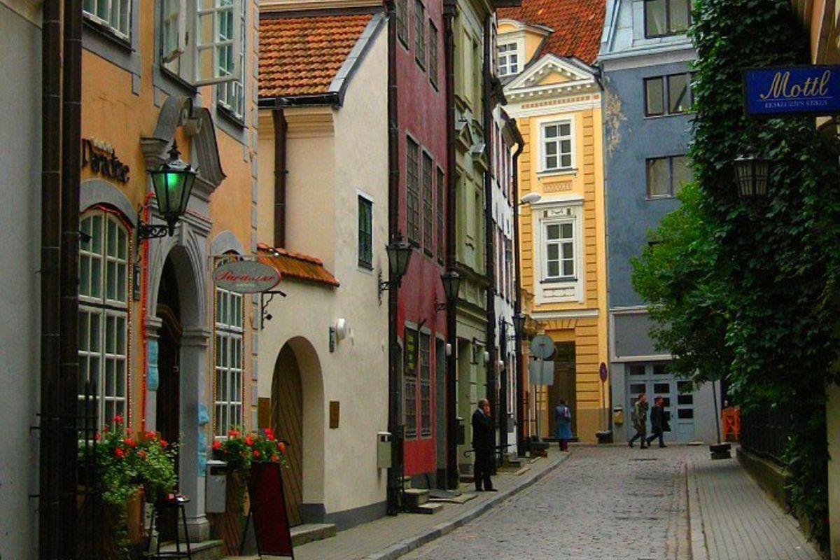 Gata i Riga