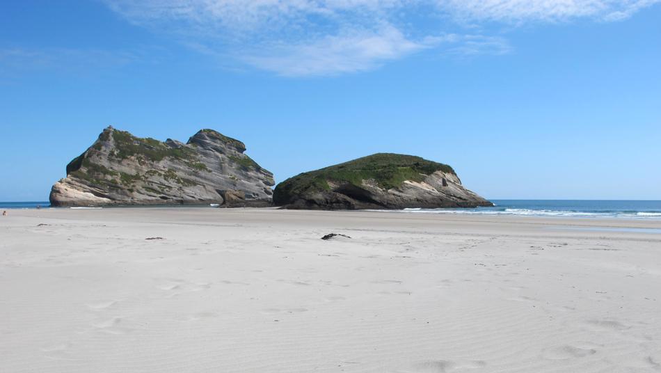 Nya Zeeland Twitter: Nya Zeeland Har Vackraste Stranden