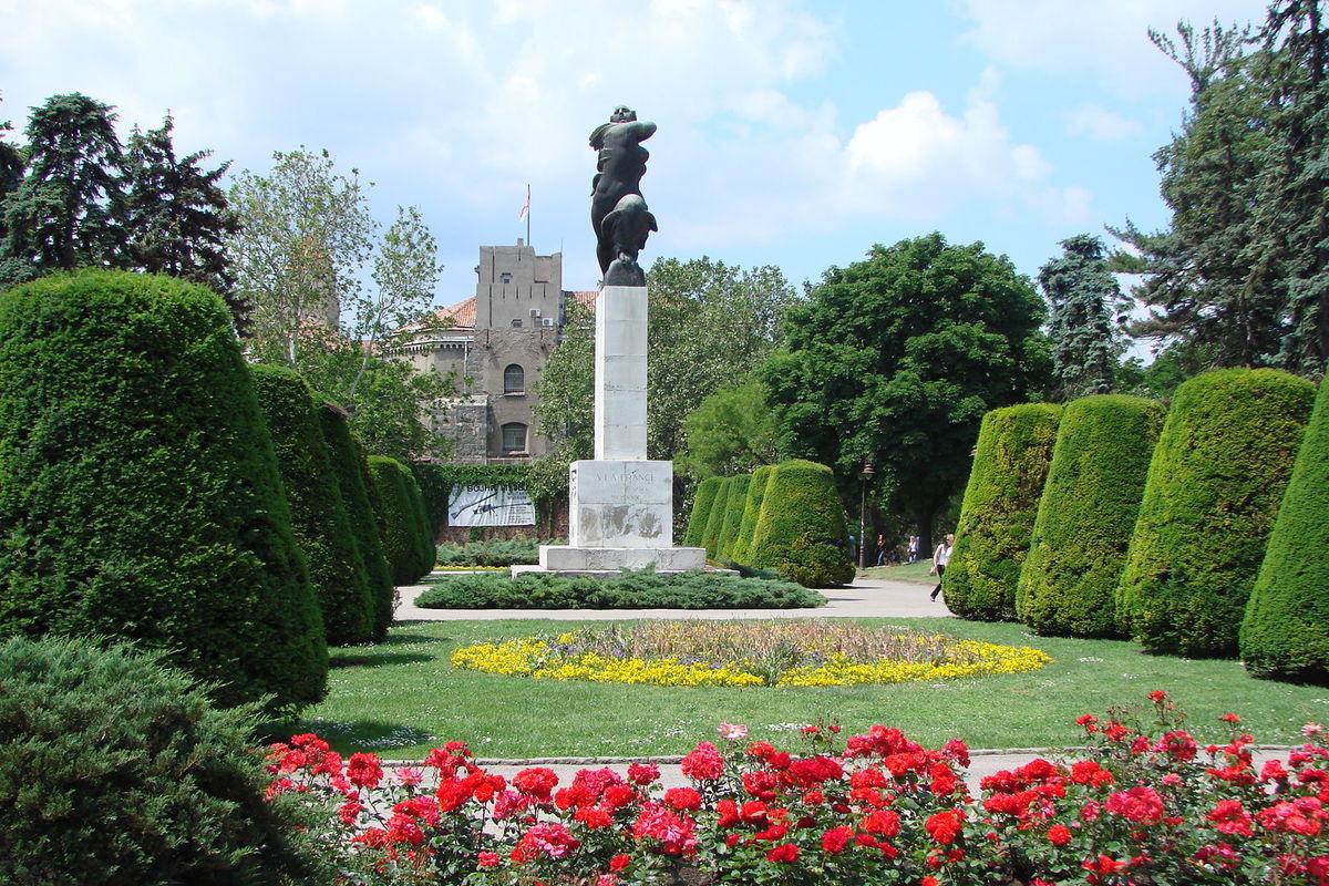 Park i Belgrad