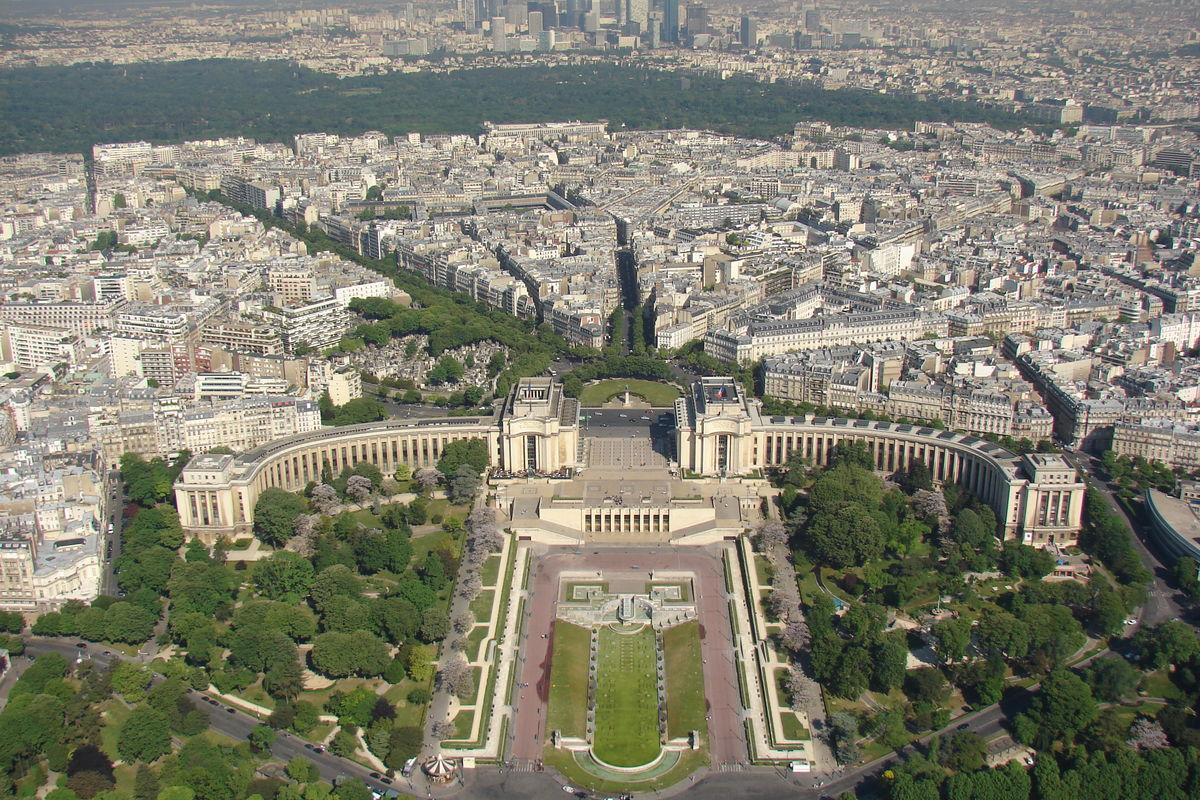 Paris Frankrike Reseguiden