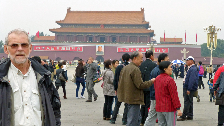 kinas huvudstad