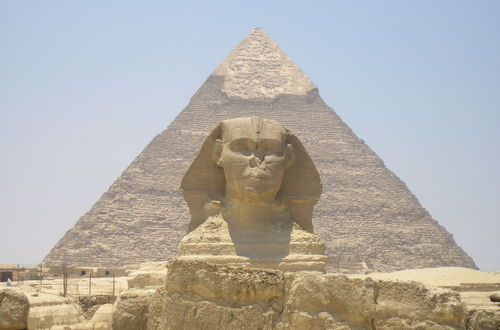 Pyramiderna Egypten
