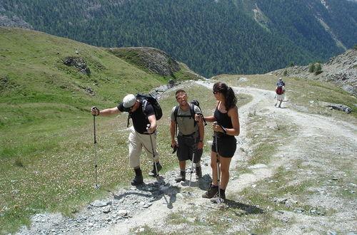 Vandring i Zermatt