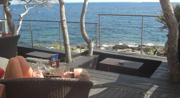 Sköna stunder på Rivieran