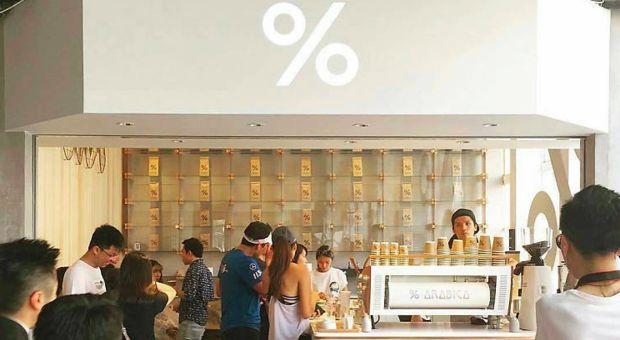 Topp 5: Coolaste kaféerna i Hongkong