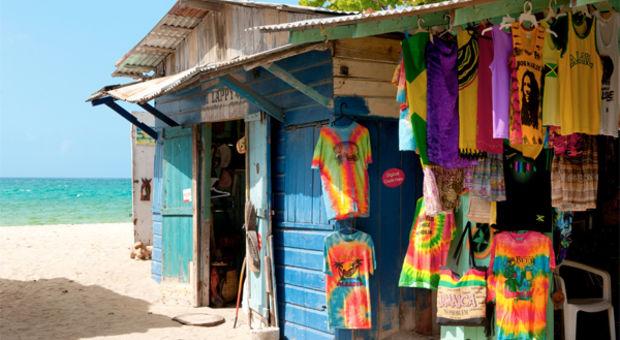 Upplev reagge och rytmer på fantastiska Jamaica