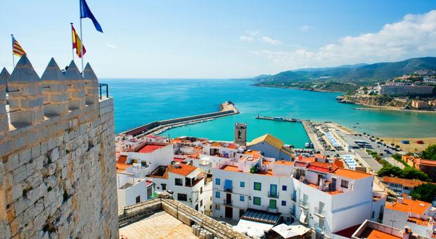 Spanien är det resmål flest söker resor till just nu