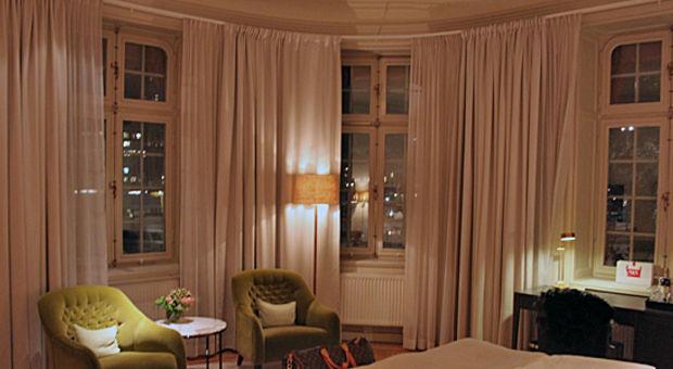 Stockholm utanför mitt fönster