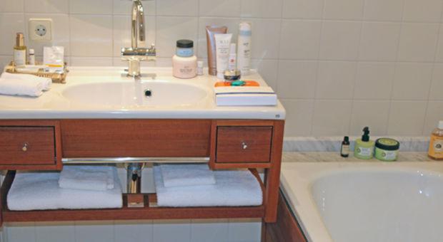 Gör egna spabehandlingar på badrummet