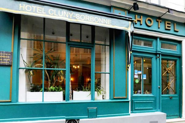 Bild: Hotel Cluny Sorbonne, Paris