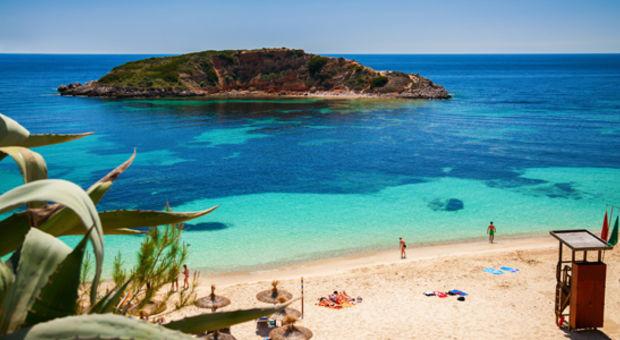 Härliga ö-vibbar, här på Mallorca.