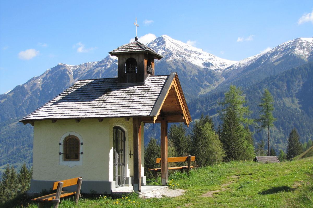 Ett litet fint kapell