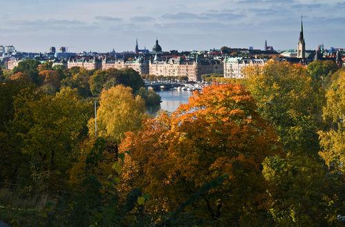 Höst i Stockholm