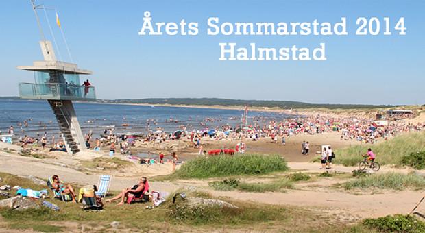 Tips i Halmstad - Årets Sommarstad 2014