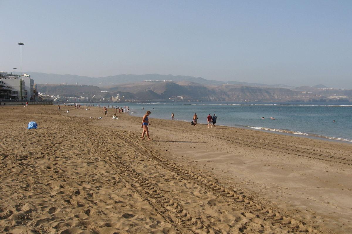Playa Canteras